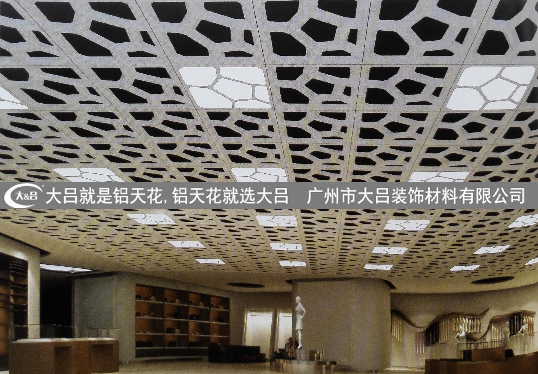 LED灯吊顶装饰