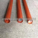 木纹铝圆管