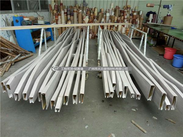 造型铝方通定制