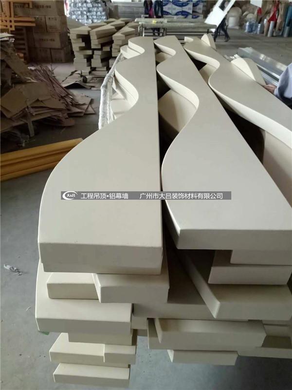 造型铝方通厂家