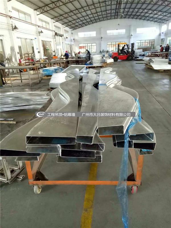 造型铝方通生产厂家