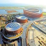 盘锦市红海滩体育中心