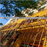门头铝单板-黄色冲孔铝单板-东莞童学荟