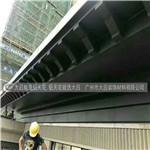 漳州销售楼铝单板 - 外墙黑色铝单板案例